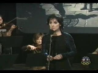 Enya - may it be (the tonight show with jay leno, 17.01.2002, usa) ~ live