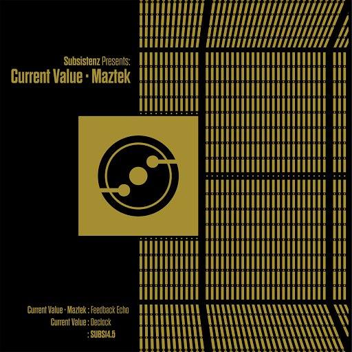 Maztek альбом Subsistenz Presents : CurrentValue & Maztek
