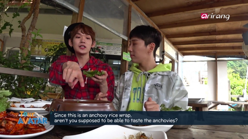 09.10.17 [Tour Avatar 2] Эп.3 - JBJ Часть 1 X Намхэ