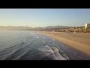 Современный архитектурный проект на пляже Стивена Эрлиха | 1273 Palisades Beach Rd | Санта Моника