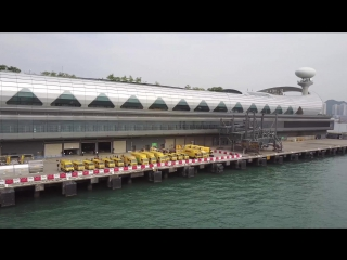DHL x Vetements pop-up sale Hong Kong