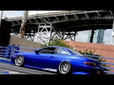 SC BAGGED KILLER LEXUS SC300 SC400 SOARER AIR RIDE SUSPENSION Airtekk Engineering