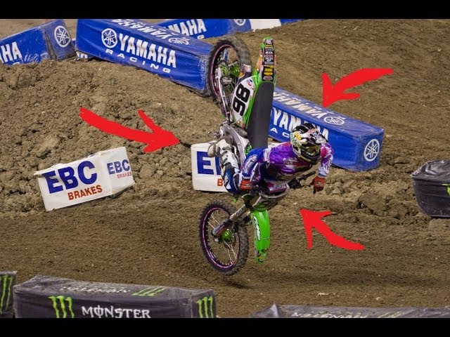 Worsts And Brutal Motocross/Supercross Crashes