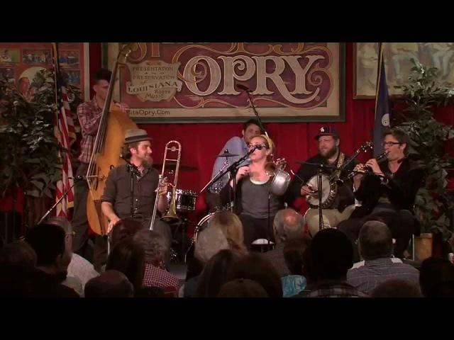 Shotgun Jazz Band Live at the Abita Springs Opry