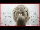 Прическа для девочек за 5 минут Hairdress for girls in 5 minutes