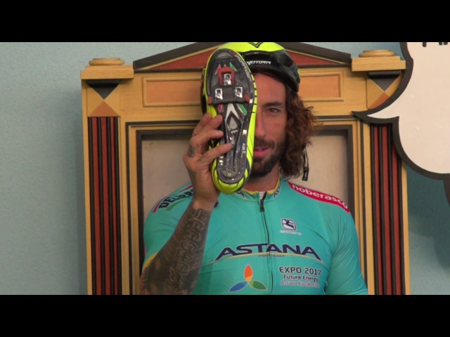 100% Vittorio Brumotti - Cycling Cleats Shoes