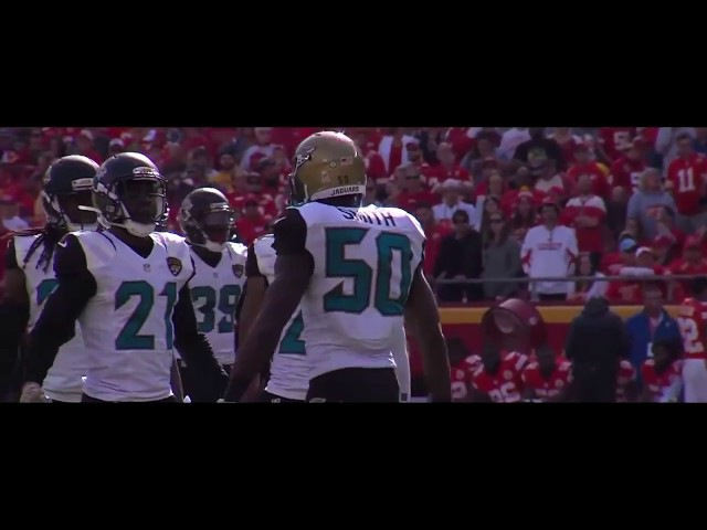 Telvin Smith 2016 Season Highlights Fastest Linebacker Jacksonville Jaguars