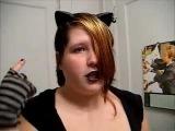 Dress Up Kitty #14 - emopunkgoth