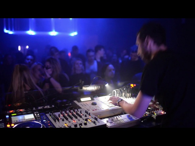 Grad_u full hardware live dub techno set @ Opium Club