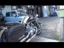 スーパーアメリカン V4 ヤマハ・ロイヤルスター1300 クルーザーバイク V-MAX ROY