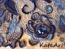 Платье Венецианская ночь - ирландское кружево - irish lace.