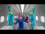 Съемки клипа OK GO в невесомости  Upside Down &amp Inside Out