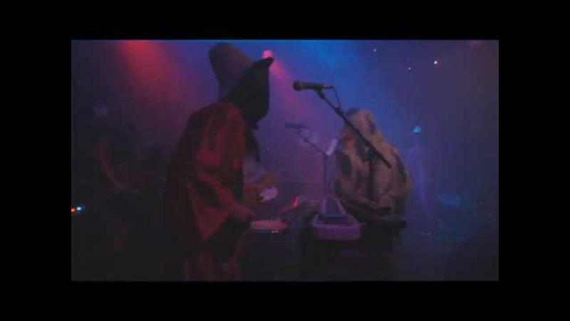 Master Musicians of Bukkake SchismPrism Live @ Nuemos in Seattle,WALIVE EYE TV