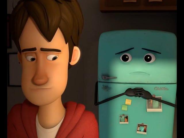 İnsan İle Buzdolabı Arasındaki Duygusal Bağ - Kısa Film