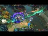 MDL Macau  Na'Vi vs LFY  4-man Chronosphere
