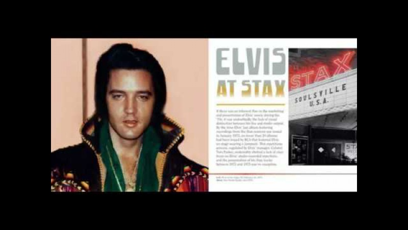 Elvis At Stax (Deluxe Edition) CD 3 ( The December 1973 Masters) full album