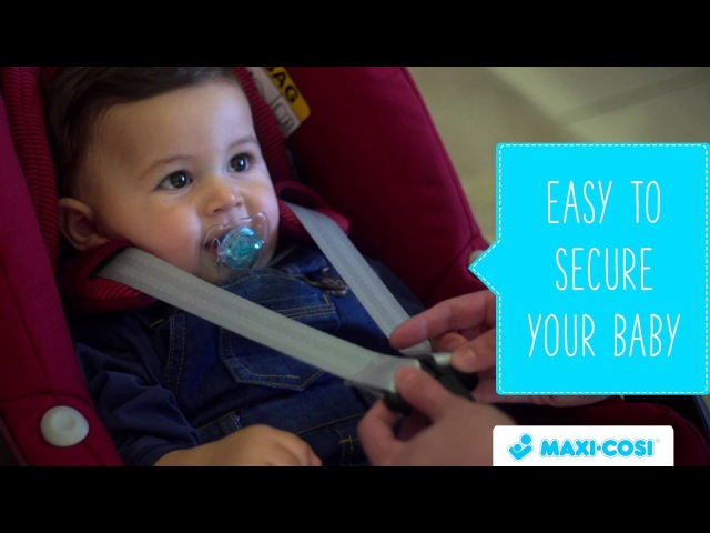 Maxi-Cosi Pebble | Features and benefits