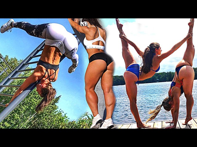 Workout Super Girls - Female Calisthenics Motivation
