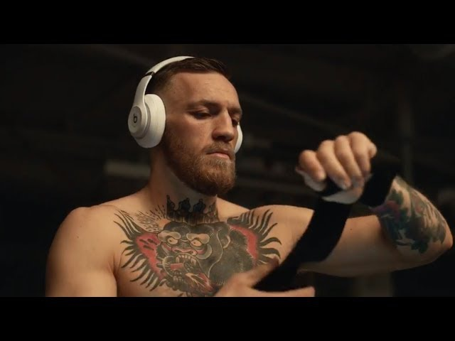 Beats by Dre | Conor McGregor: Dedicated | AboveTheNoise