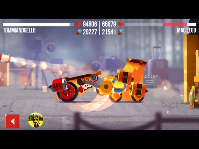 C.A.T.S - Crash Arena Turbo Stars