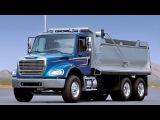 Freightliner Business Class M2 112 Dump Truck 2002
