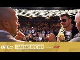 UFC 217: Embedded - Episódio 5