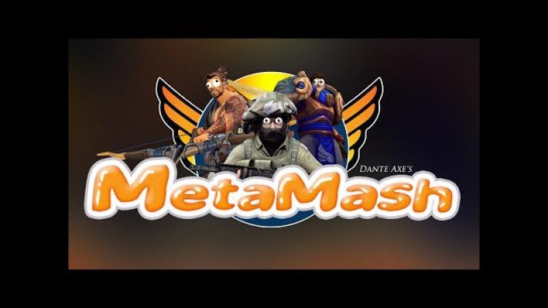 META MASH Trailer - (fan funding needed - CHECK INFO )