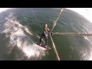 Surprise Kiteboarder Hits Humpback Whale · coub коуб