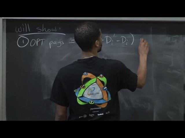 Advanced Algorithms (COMPSCI 224), Lecture 9