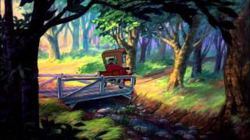 The Fox and the Hound (1981) - Good bye May Seem Forever