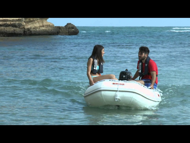 Suzuki Outboard DF6A/5A/4A promotion video
