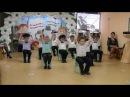 Танец со шляпами Танец джентльменов