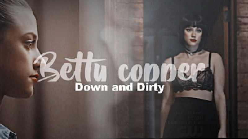 Betty Cooper | Bad girl