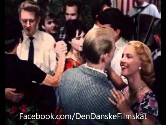 Far til fire på Bornholm (1959) - Bornholmer valsen (Bornholm Bornholm Bornholm)(Ib Mossin)