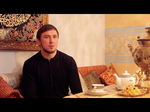 Имиль Шарафетдинов о силе веры, отце и татарской культуре