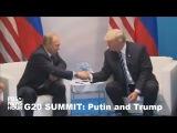 Трамп мой лучший друг это президент Путин