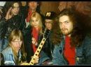 В шторме Викинг и меч Коррозия Металла Орден Сатаны 1991