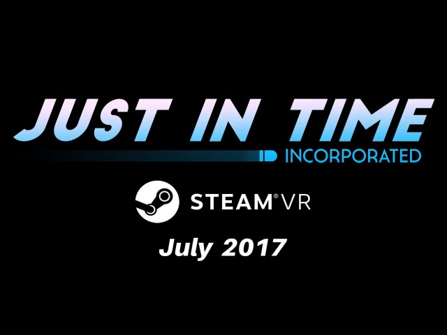 Just In Time Incorporated Trailer (Second Wind Interactive) - Vive