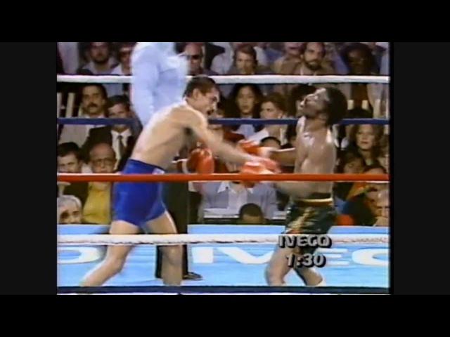 1982 11 12 Aaron Pryor vs Alexis Arguello I WBA World super lightweight title 720p HQ