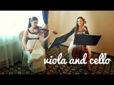 Bela Bartok. Duet for viola and cello.