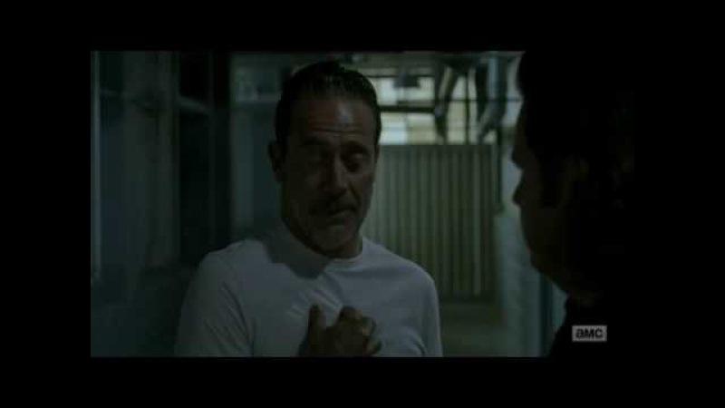 The Walking Dead 8x05 Ending Scene / Eugene And Father Gabriel Концовка. Ходячие мертвецы 8 5