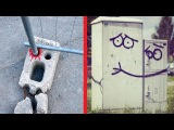 Genius Acts Of Vandalism That Made The World A Funnier Place