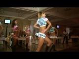 Dance to Russian folk dance (chastushki)
