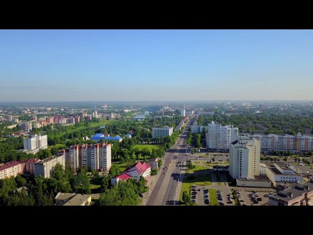 Витебск, микрорайон ЮГ-5 и 2 реки [10.06.2017]