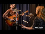 Folk Alley Sessions: Anaïs Mitchell & Jefferson Hamer -