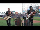 Kirk James Perform the National Anthem (2017 Metallica Night w/ the SF Giants)