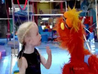 Sesame Street - Murray Has a Little Lamb: Gymnastics School