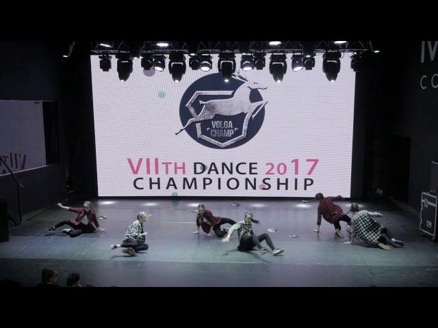 VOLGA CHAMP 2017 VII   ShowUp   BEST SHOW JUNIORS
