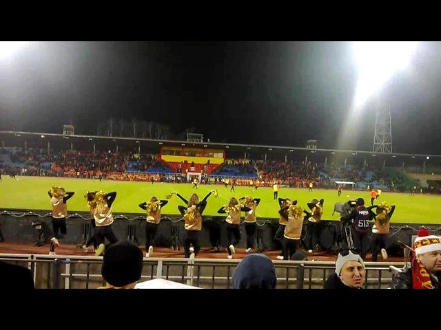 Группа поддержки Тульского Арсенала
