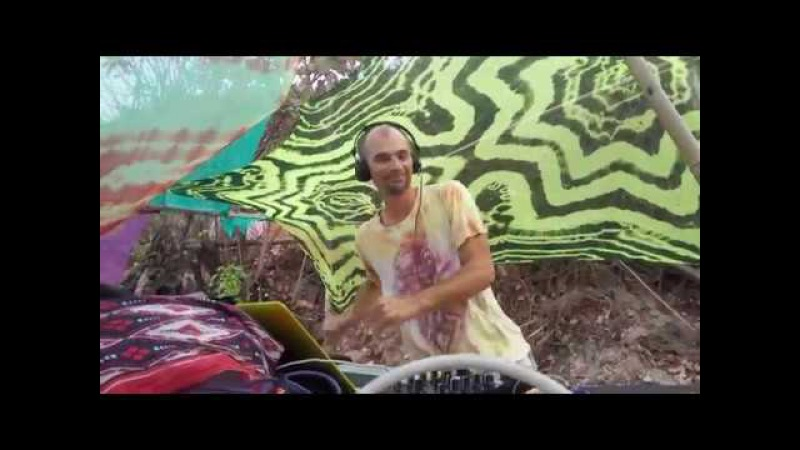 Dj Solnce in the Mix @ Masala Dance Private Party, Sweet Lake, Arambol, Goa, 30.03.2017 Video Part 3